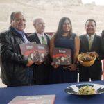 """NOVA ESCUELA cautivó en la presentación Del Recetario """"Quinua, Cinco Continentes"""""""