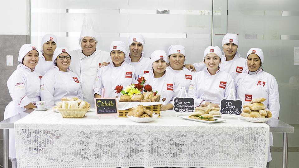 Programa de Panadería