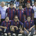 Gymkana Deportiva 2016