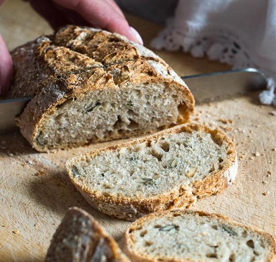 El Gluten en la Panadería [Infografía]