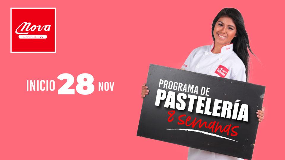 Programa de Pastelería - Virtual